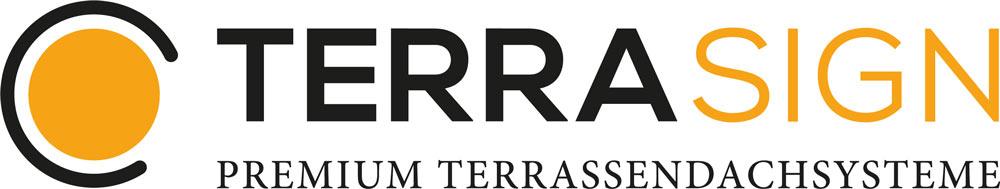 TERRASIGN Logo Terrassenüberdachung